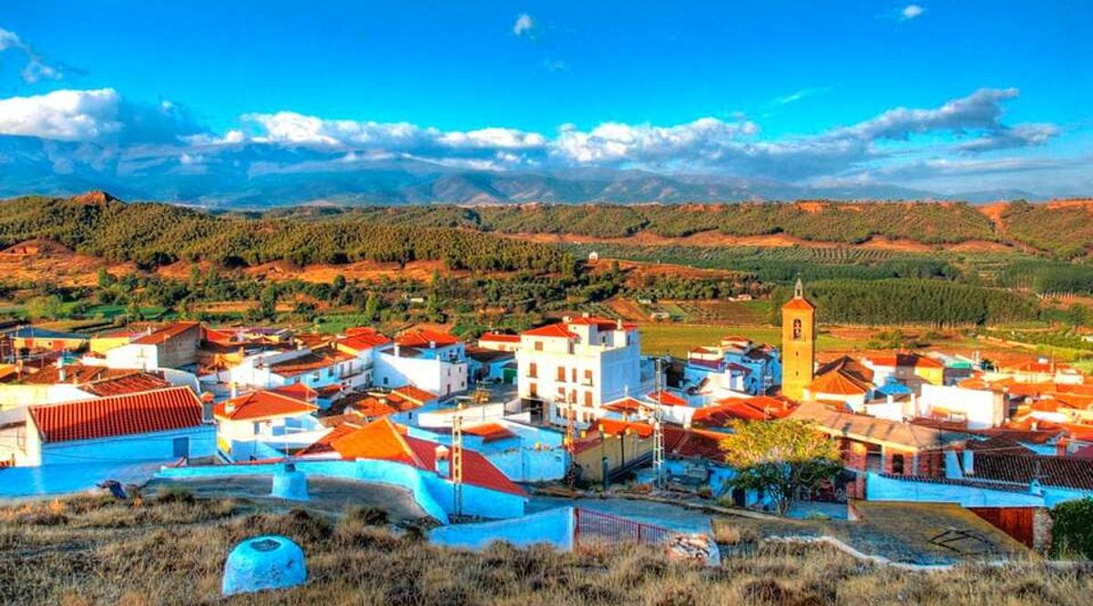 Escapada relax a un palacio en Granada, hoteles baratos, ofertas en viajes, chollo