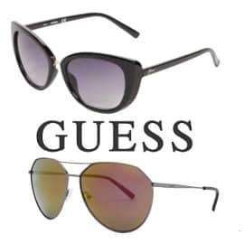 Gafas de sol Guess para hombre o mujer baratas, gafas de marca baratas, ofertas óptica