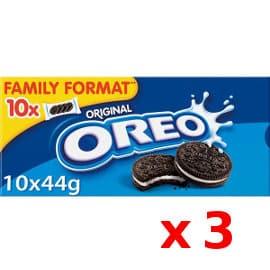 Galletas Oreo baratas, galletas de chocolate baratas, ofertas en supermercado