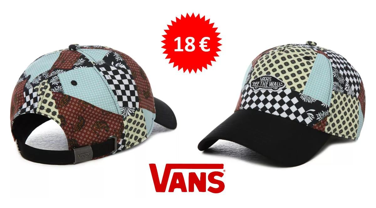 Gorra Vans Court Side barata, ropa de marca barata, ofertas en complementos chollo