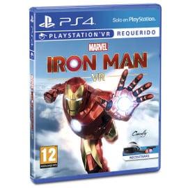 ¡Precio mínimo histórico! Juego Marvel's Iron Man VR para PS4 sólo 19.99 euros. 50% de descuento.