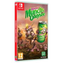 ¡Precio mínimo histórico! Oddworld Munch's Oddysee para Nintendo Switch sólo 17.95 euros.