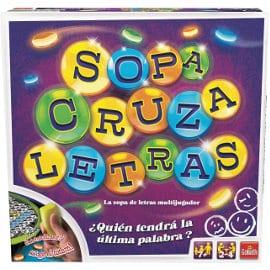 Juego de mesa Sopa Cruzaletras barato, juegos de tablero baratos, ofertas en juguetes