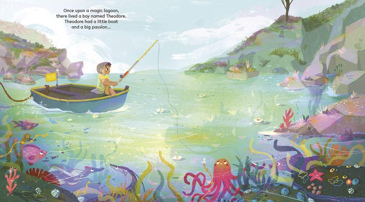 Libro infantil Once Upon A Mermaid's Tail barato, libros baratos, ofertas para niños chollo