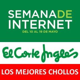 Los mejores chollos de la Semana de Internet de El Corte Inglés