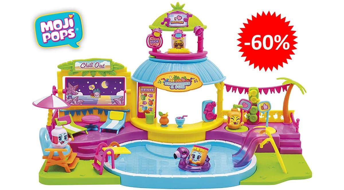 MOJIPOPS Pool Party barato, juguetes baratos, ofertas para niños chollo