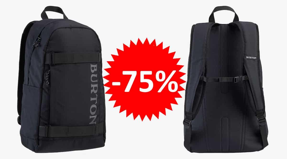 Mochila Burton Emphasis 2.0 -barata-mochilas-de-marca-baratas-ofertas-material-deportivo-chollo