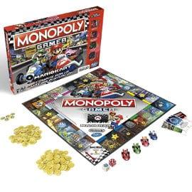 Monopoly Mario Kart barato, juguetes baratos, ofertas para niños
