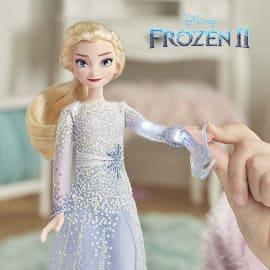 Muñeca Elsa Ola Mágica Frozen 2 barata, juguetes baratos, ofertas para niños