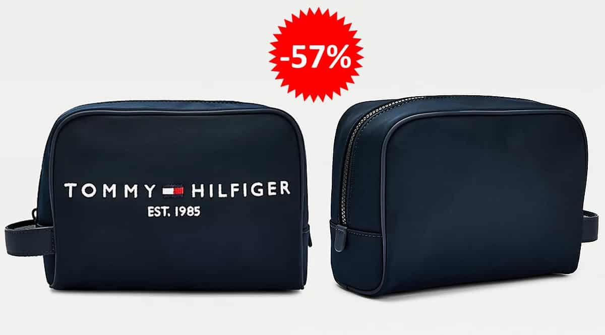 Neceser Tommy Hilfiger Established barato, bolsos baratos, ofertas en neceseres chollo