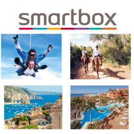 Ofertas en escapadas y aventuras con Smartbox, escapadas y planes baratos, ofertas en viajes