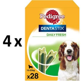 Pack de 112 Dentastix Fresh baratos, productos para mascotas baratos, ofertas en supermercado