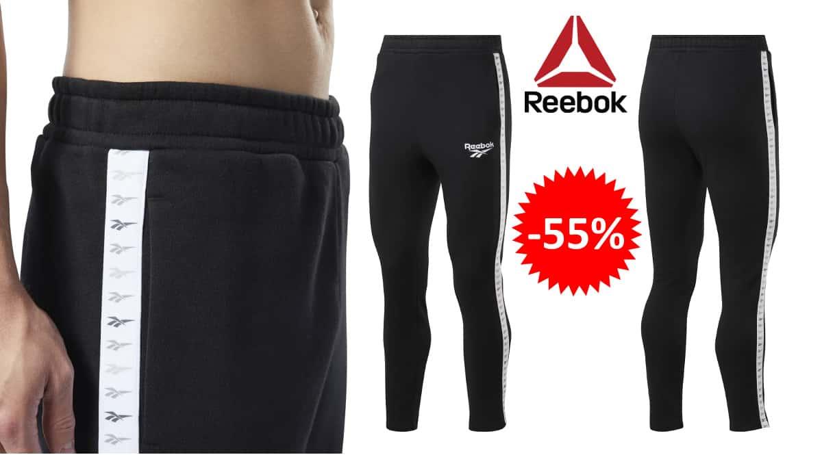 Pantalón de chándal Reebok Classics Vector barato, ropa de marca barata, ofertas en pantalones chollo