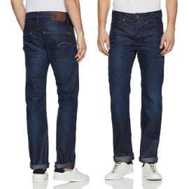 Pantalones vaqueros G-Star Raw 3301 Straight baratos, ropa de marca barata, ofertas en vaqueros