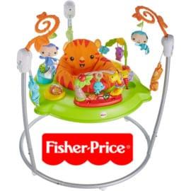 Saltador Fisher-Price Animlaitos de la jungla barato. Ofertas para bebés, productos para bebé baratos