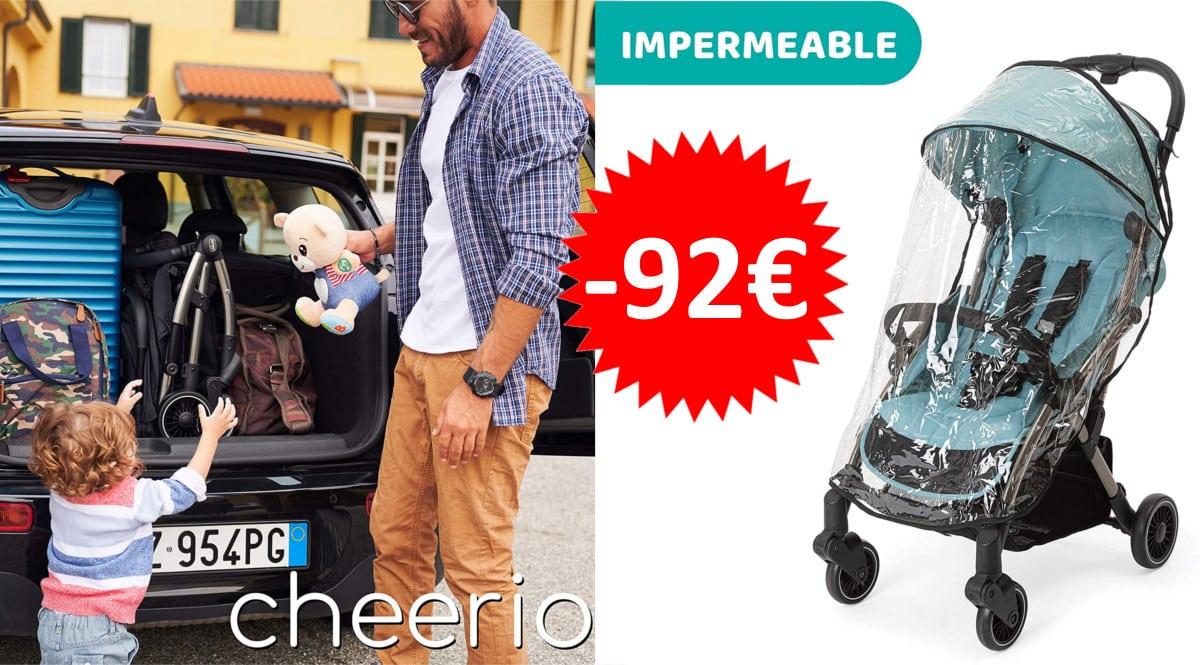 Silla de paseo Chicco Cheerio barata. Ofertas en sillas de paseo, sillas de paseo baratas, chollo