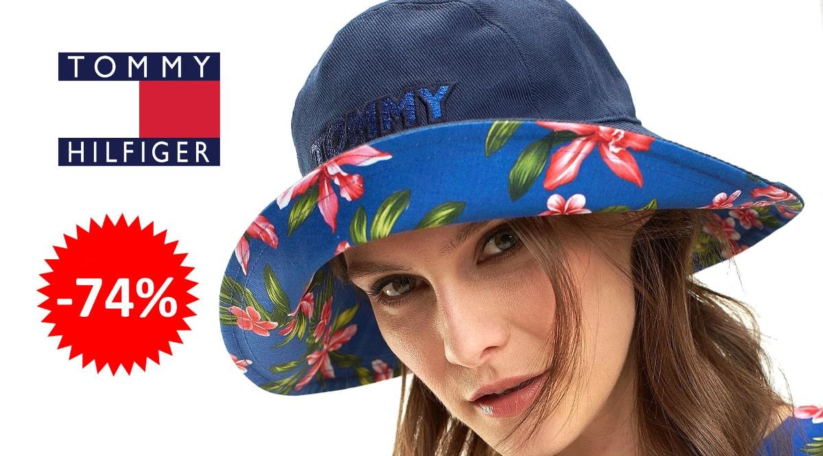 Sombrero de pescador Tommy Hilfiger barato, ropa de marca barata, ofertas en accesorios