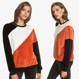 Sudadera Roxy Surf Spot barata, ropa de marca barata, ofertas en sudaderas