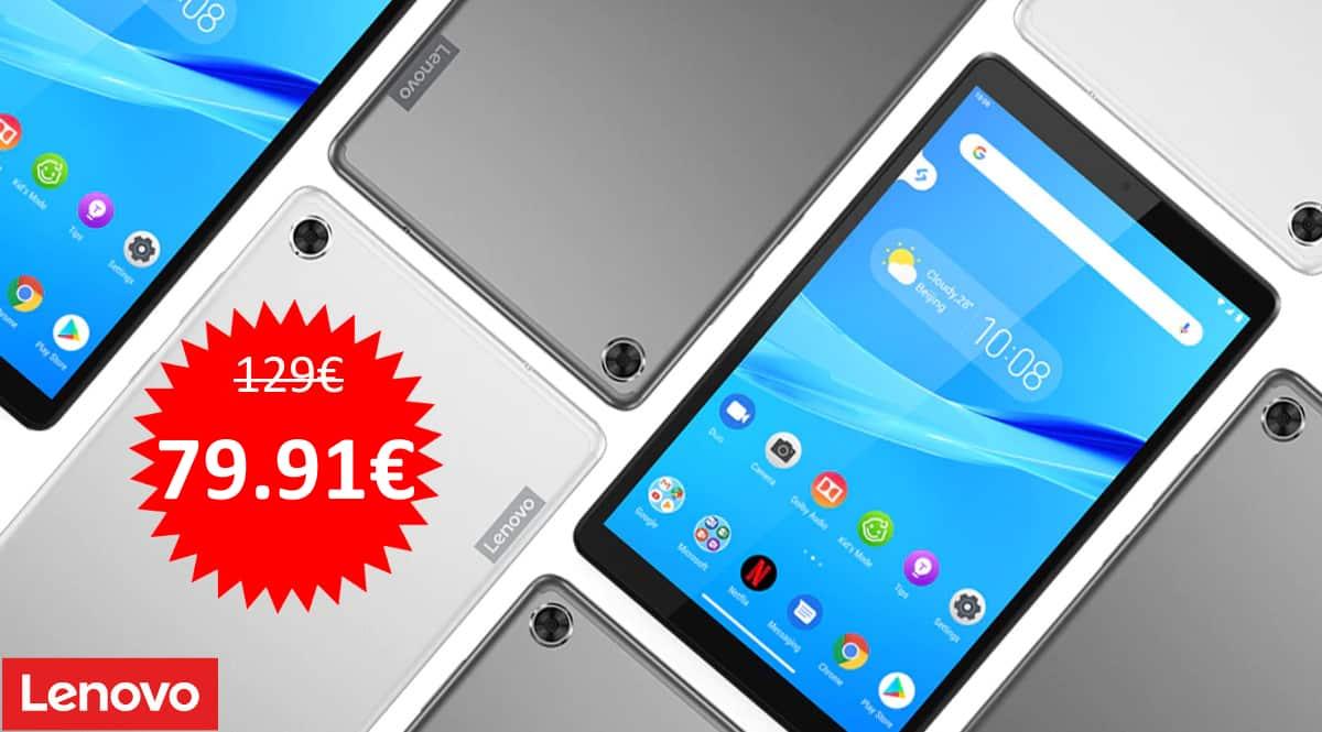 Tablet Lenovo Tab M8 HD barata. Ofertas en tablets, tablets baratas,chollo