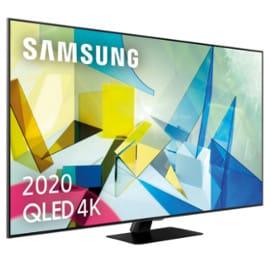 Televisor Samsung QLED QE75Q80TATXXC barato. Ofertas en televisores, televisores baratos