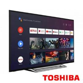 ¡¡Chollo!! Televisor Toshiba 55UA3A63DG de 55″ LED Ultra HD 4K HDR sólo 329 euros. Te ahorras 140 euros.