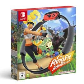 ¡Precio mínimo histórico! Ring Fit Adventure de Nintendo Switch sólo 59.90 euros.