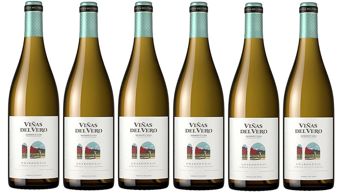 Vino D.O. Somontano Viñas del Vero Chardonnay barato. Ofertas en vino, vino barato, chollo
