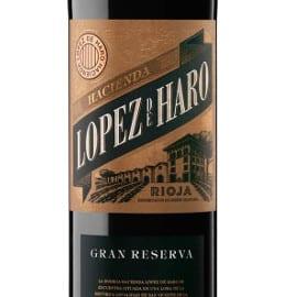 ¡Cupón de descuento! Vino Rioja López de Haro Gran Reserva sólo 11.56 euros.