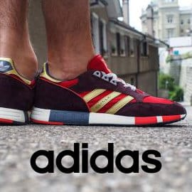 Zapatillas Adidas Boston Super baratas, calzado de marca barato, ofertas en zapatillas