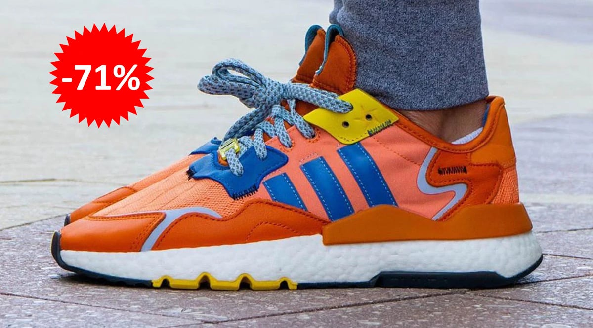Zapatillas Adidas Nite Jogger x Ninja baratas, calzado de marca barato, ofertas en zapatillas chollo