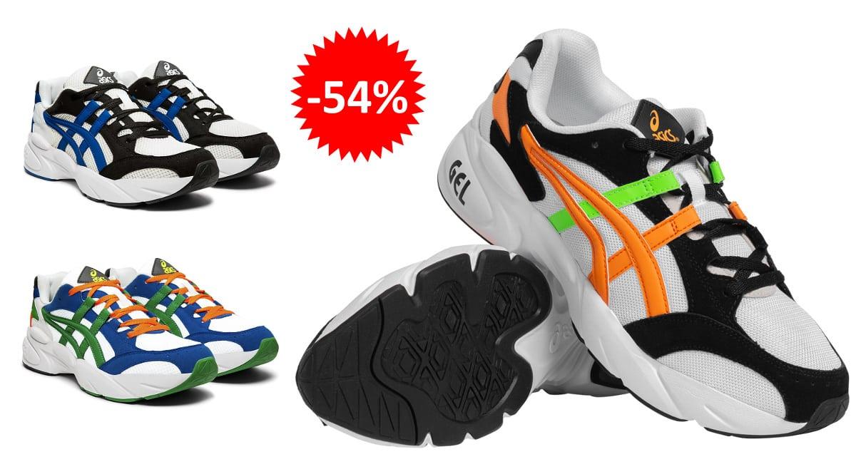 Zapatillas Asics GEL-BND baratas, calzado de marca barato, ofertas en zapatillas chollo