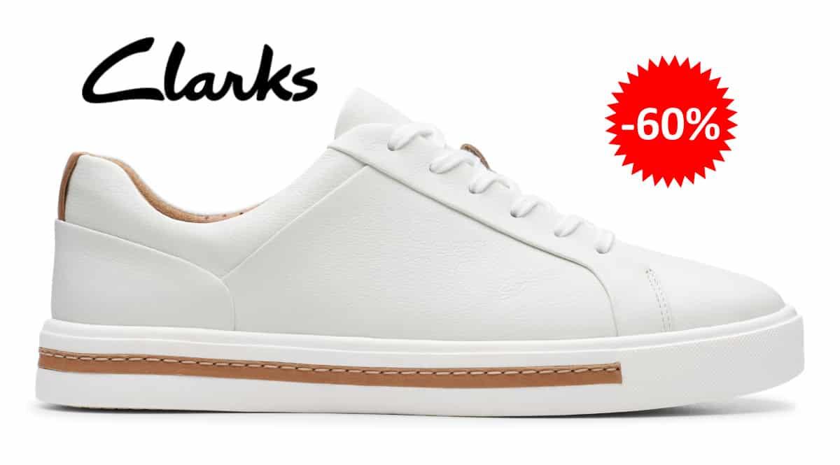 Zapatillas Clarks Un Maui Lace baratas, calzado de marca barato, ofertas en zapatillas chollo