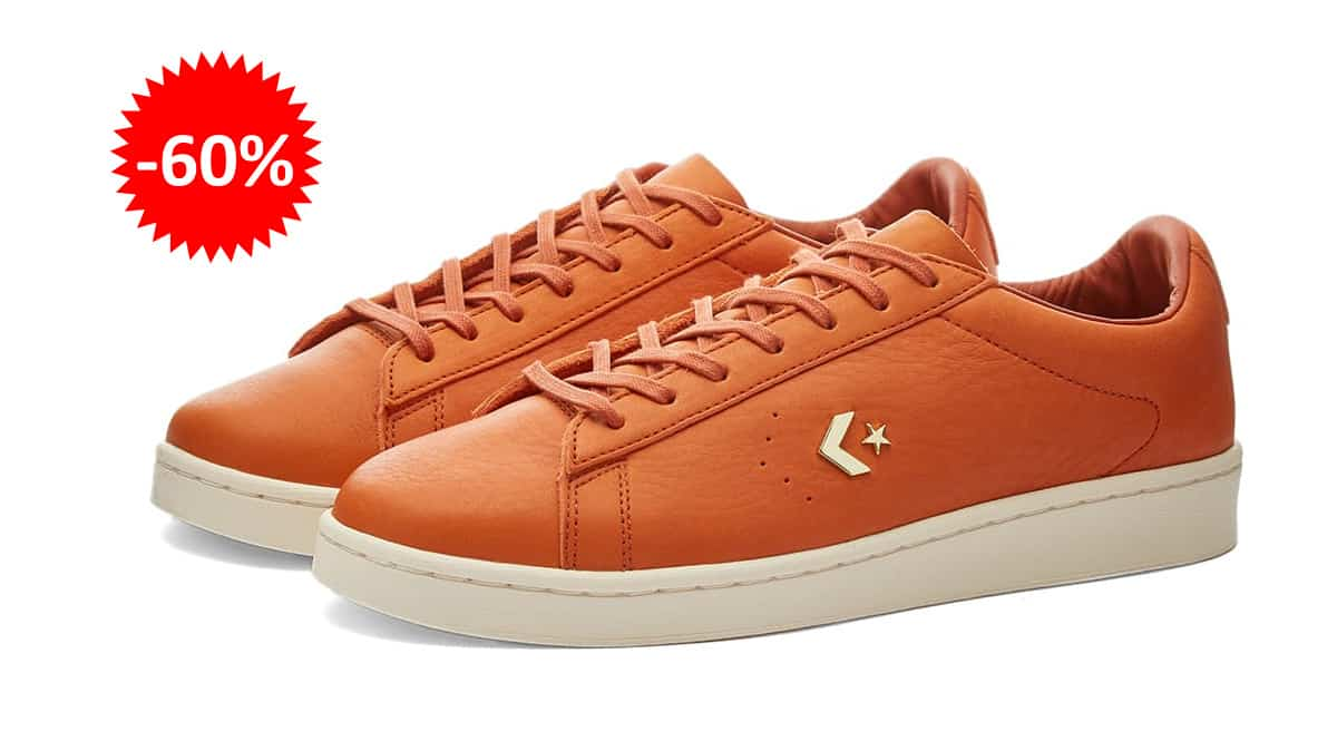 Zapatillas Converse Pro Leather OX x Horween baratas, calzado de marca barato, ofertas en zapatillas chollo