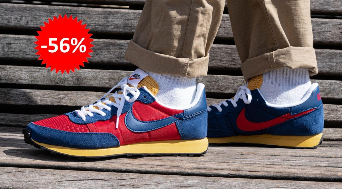Zapatillas Nike Challenger OG baratas, calzado de marca barato, ofertas en zapatillas chollo