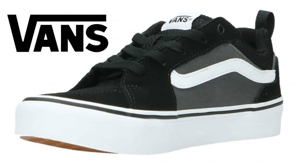 Zapatillas Vans Filmore Suede Canvas baratas, zapatillas de marca baratas, ofertas en calzado, chollo