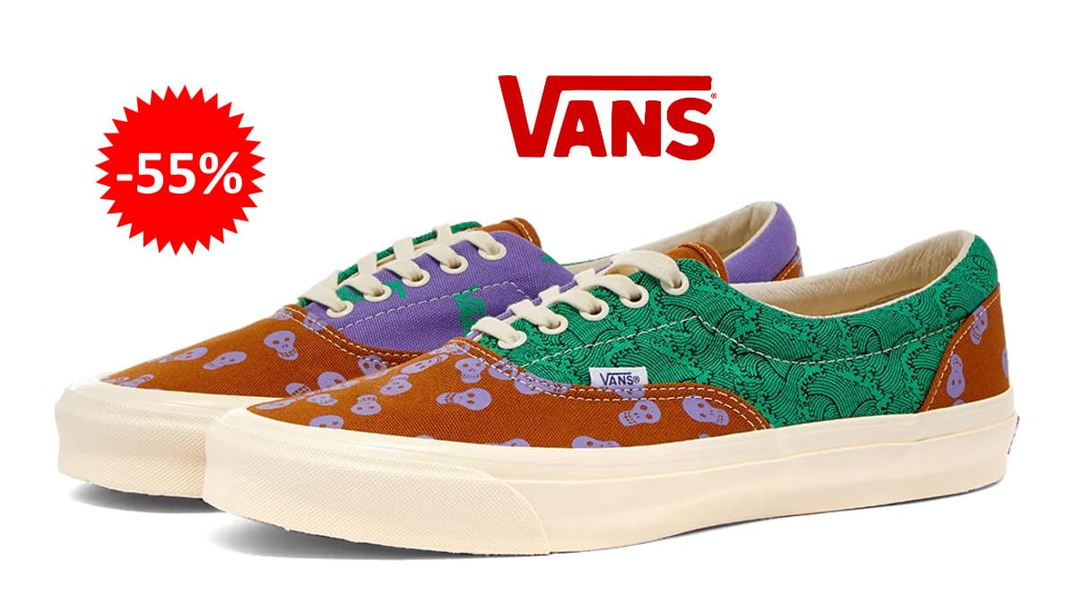 Zapatillas Vans UA OG Era LX baratas, calzado de marca barato, ofertas en zapatillas chollo