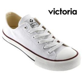 Zapatillas de lona Victoria baratas, zapatillas de marca baratas, ofertas en calzado