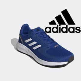 Zapatillas de running Adidas Runfalcon 2.0 baratas, zapatillas de correr de marca baratas, ofertas calzado