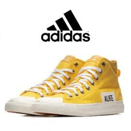 Zapatillas unisex Adidas Nizza x Alife baratas, calzado de marca barato, ofertas en zapatillas