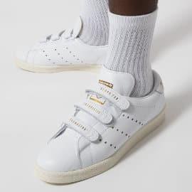 Zapatillas unisex Adidas UNOFCL x Human Made blancas baratas, calzado de marca barato, ofertas en zapatillas