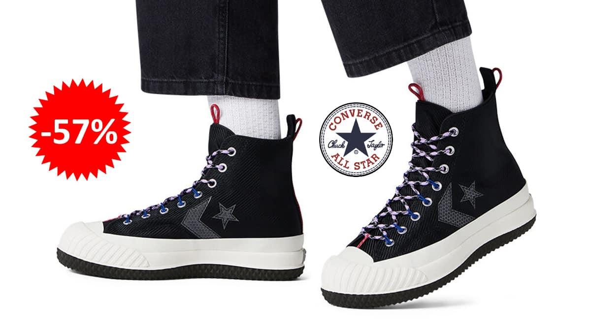 Zapatillas unisex Converse Bosey MC High baratas, calzado de marca barato, ofertas en zapatillas chollo