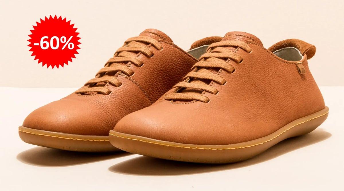 Zapatos para mujer El Naturalista El Viajero baratos, calzado de marca barato, ofertas en calzado chollo
