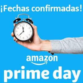 Amazon Prime Day 2021 fechas confirmadas
