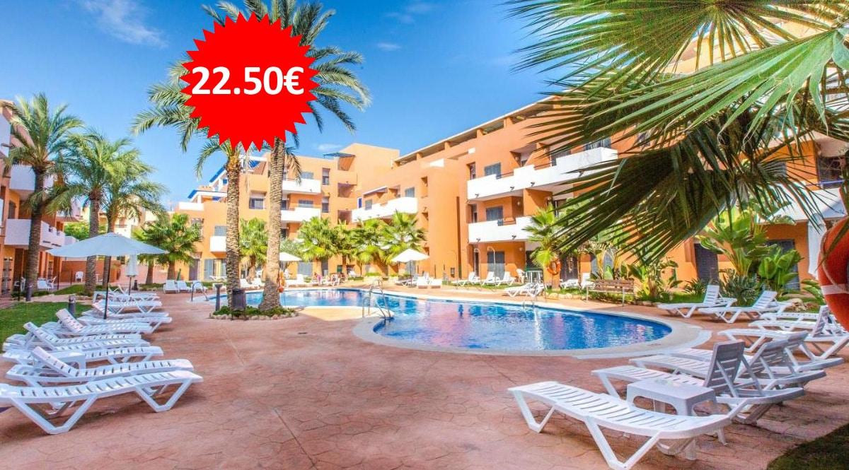 Apartamento en Vera barato, hoteles baratos, ofertas en viajes, chollo