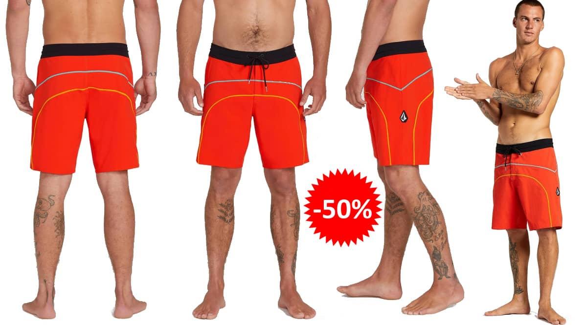 Bañador Volcom Rainbow Brdg barato, ropa de marca barata, ofertas en bañadores chollo