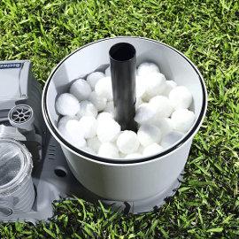 Bolas de filtración reutilizables para depuradoras de arena Bestway baratas, productos para piscina baratos, ofertas para la casa