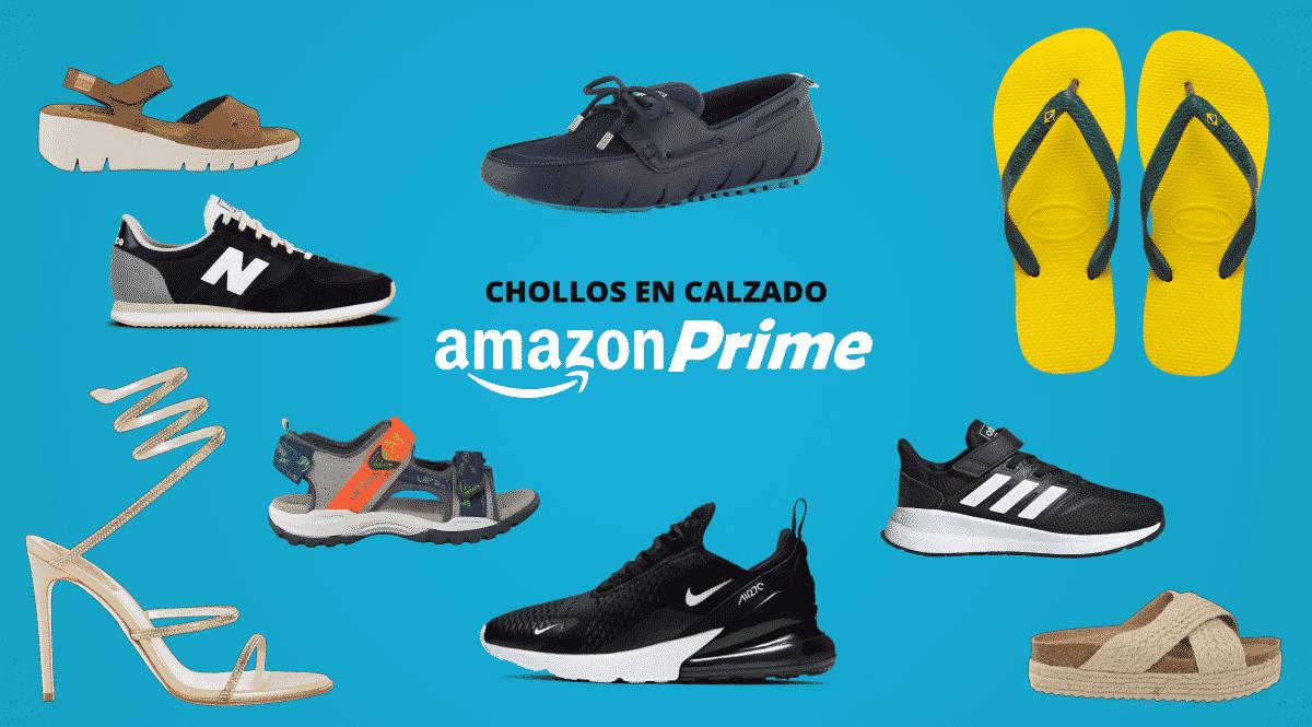 Amazon Prime Day 2021 chollos en calzado chollo