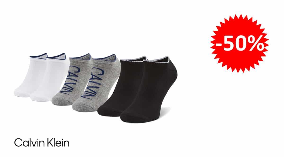 Calcetines Calvin Klein baratos, calcetines de marca baratos, ofertas en ropa, chollo