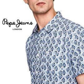 Camisa Pepe Jeans Carter barata, ropa de marca barata, ofertas en camisas