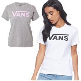 Camiseta Vans Flying V Crew barata, camisetas de marca baratas, ofertas en ropa